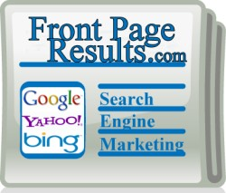 Front Page Search Result Icon